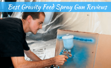 Best Gravity Feed Spray Gun Reviews