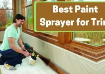 Best Paint Sprayer for Trim