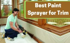 Best Paint Sprayer for Trim