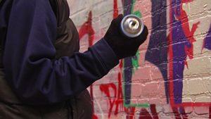 Shake Spray Paint