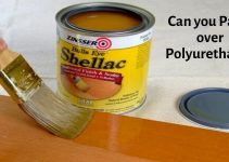 Can you Paint over Polyurethane