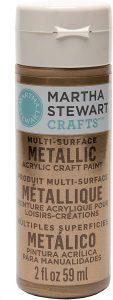 Martha Stewart Crafts – Multi-Surface Metallic Paint