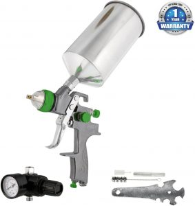 TCP Global 2.5mm HVLP Spray Gun