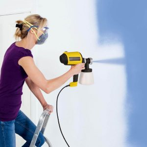 Homdox Paint Sprayer Electric Spray Gun