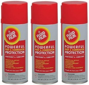 Fluid Film Rust and Corrosion Protection