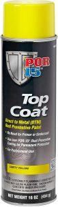 POR-15 46318 Top Coat Safety